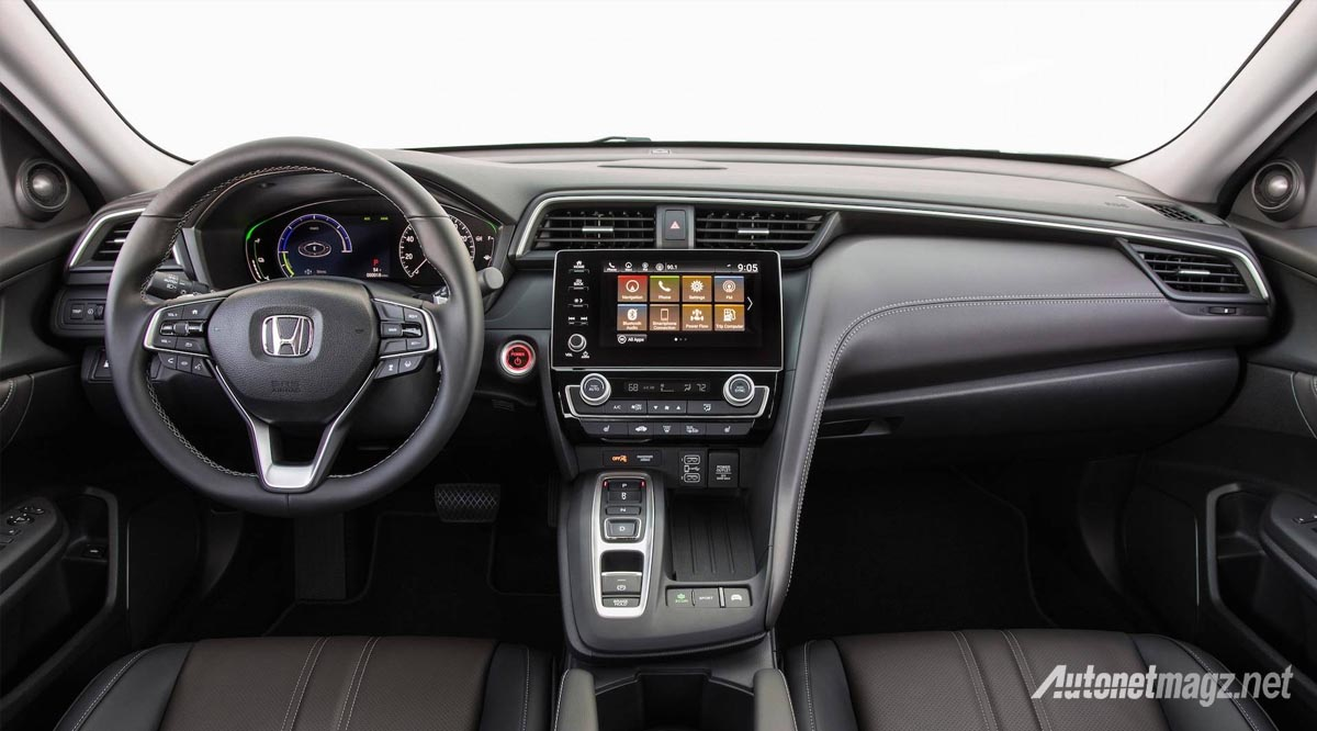 Honda Insight Hybrid 2019 Interior Autonetmagz Review
