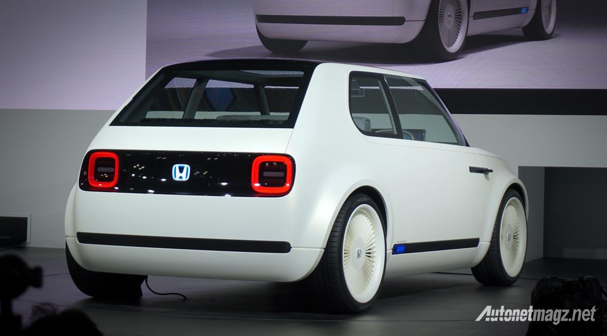 Honda Urban EV Mobil Listrik Retro Bisa Dipesan Di 2019 AutonetMagz