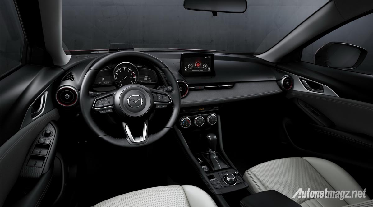 International, mazda cx-3 facelift 2018 interior: Mazda CX-3 Akhirnya Facelift, Ubahannya Minim Juga