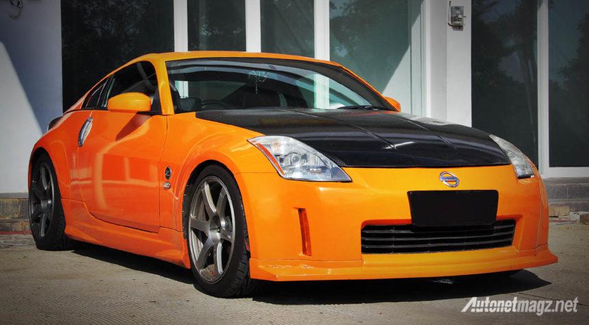 Suksesor Nissan Fairlady Z Dapat Lampu Hijau, Mesin V6 ...