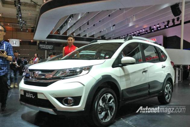 Iims 2018 Honda Segarkan Brv Bawa Mobilio Special Edition Kaskus