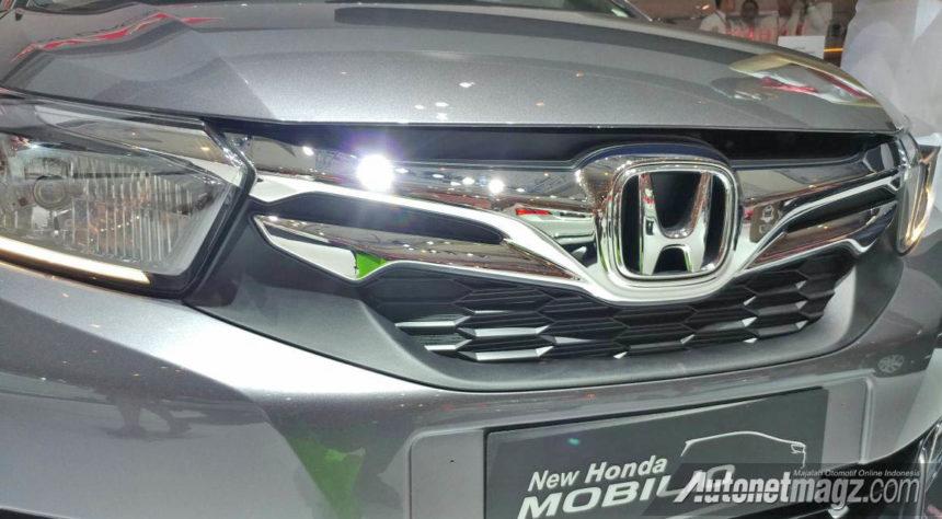 Hadapi Tantangan Honda Mobilio Bakal Disegarkan Lagi Di 2019