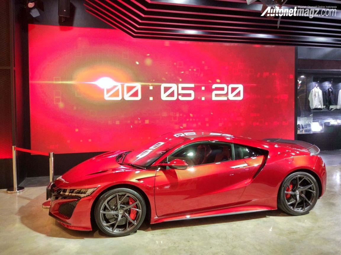 Honda NSX di Honda Gallery – AutonetMagz :: Review Mobil dan Motor