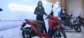 New Honda Vario 2018 cornering