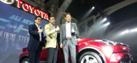 Mesin Toyota C-HR Indonesia