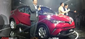 Toyota C-HR Indonesia 2018