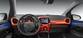 dashboard Citroen C1 2018