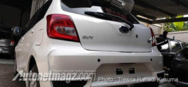 spyshot datsun go facelift 2018 side