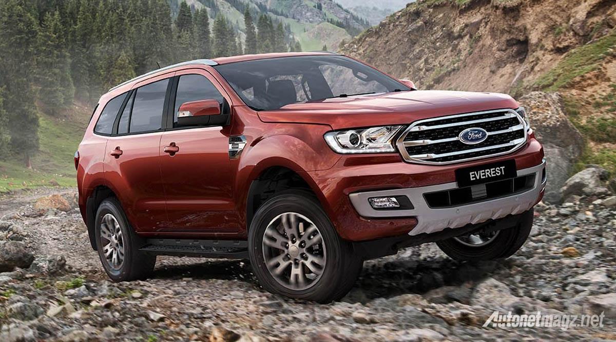 Ford everest kini bermesin twin turbo tenaga 210 horsepower autonetmagz