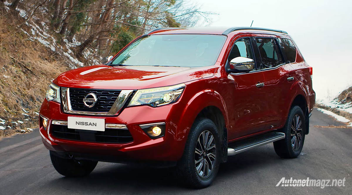 International, nissan terra filipina: Nissan Terra Sudah Sampai Filipina, Indonesia Segera!