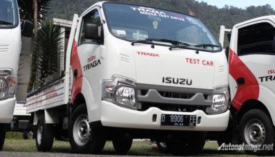Isuzu Traga 2018 Review : Seru Juga Jajal Pick-Up