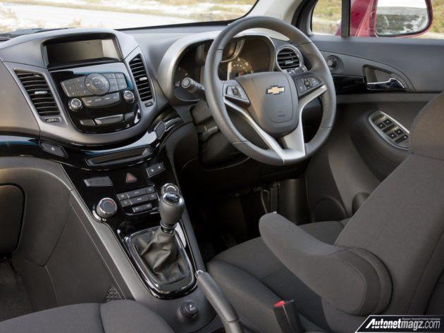 Nasib Chevrolet Orlando Saat Ini, Mobil Yang Terlupakan