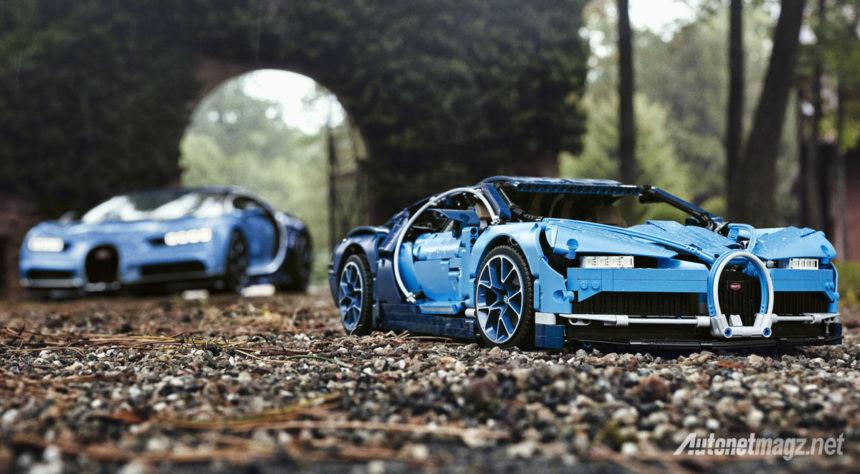 Bugatti Chiron Lego Technic Siap Dikoleksi Dan Dirakit Autonetmagz