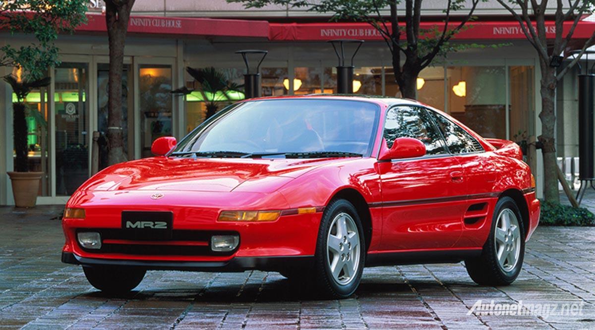Beberapa Mobil Sport Toyota Yang Paling Keren • PORINDO.com