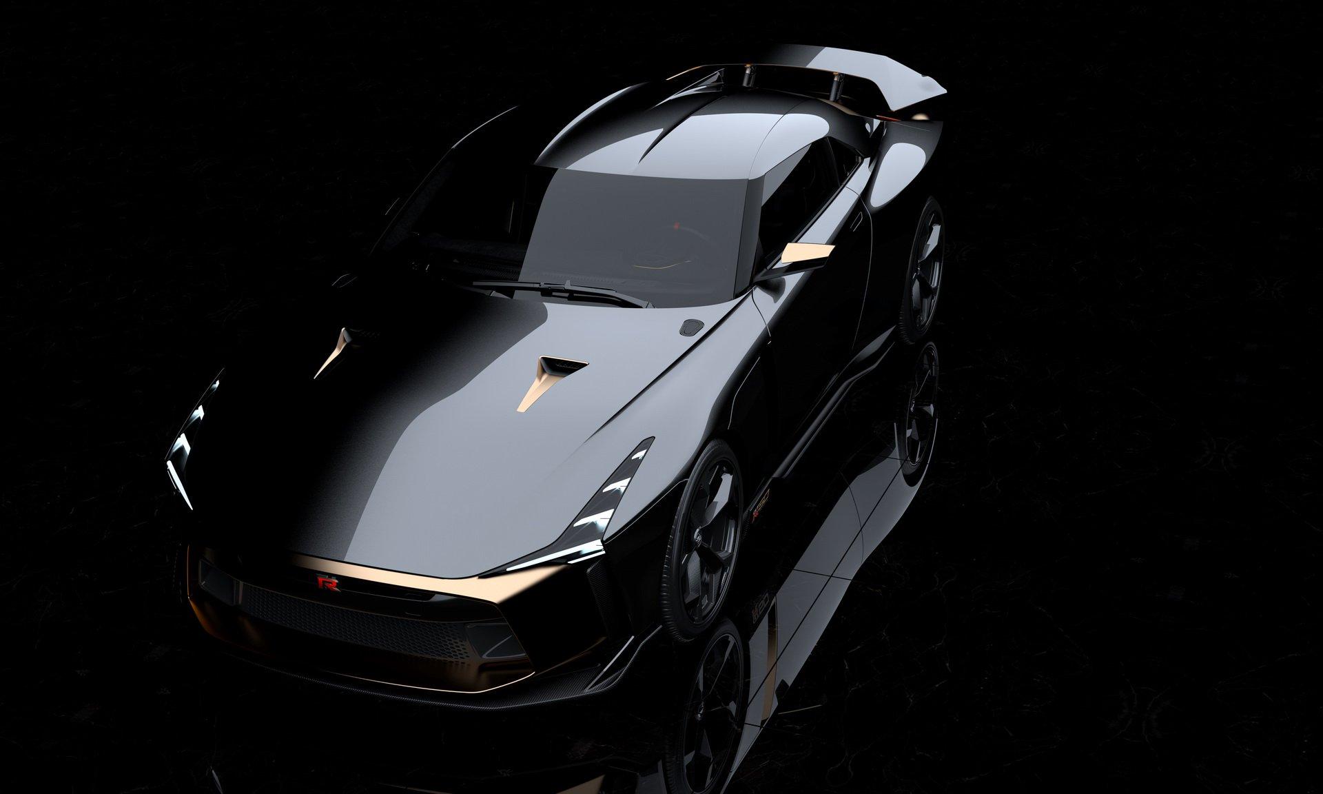 Nissan GT-R50: Edisi Spesial 50 tahun - AutonetMagz