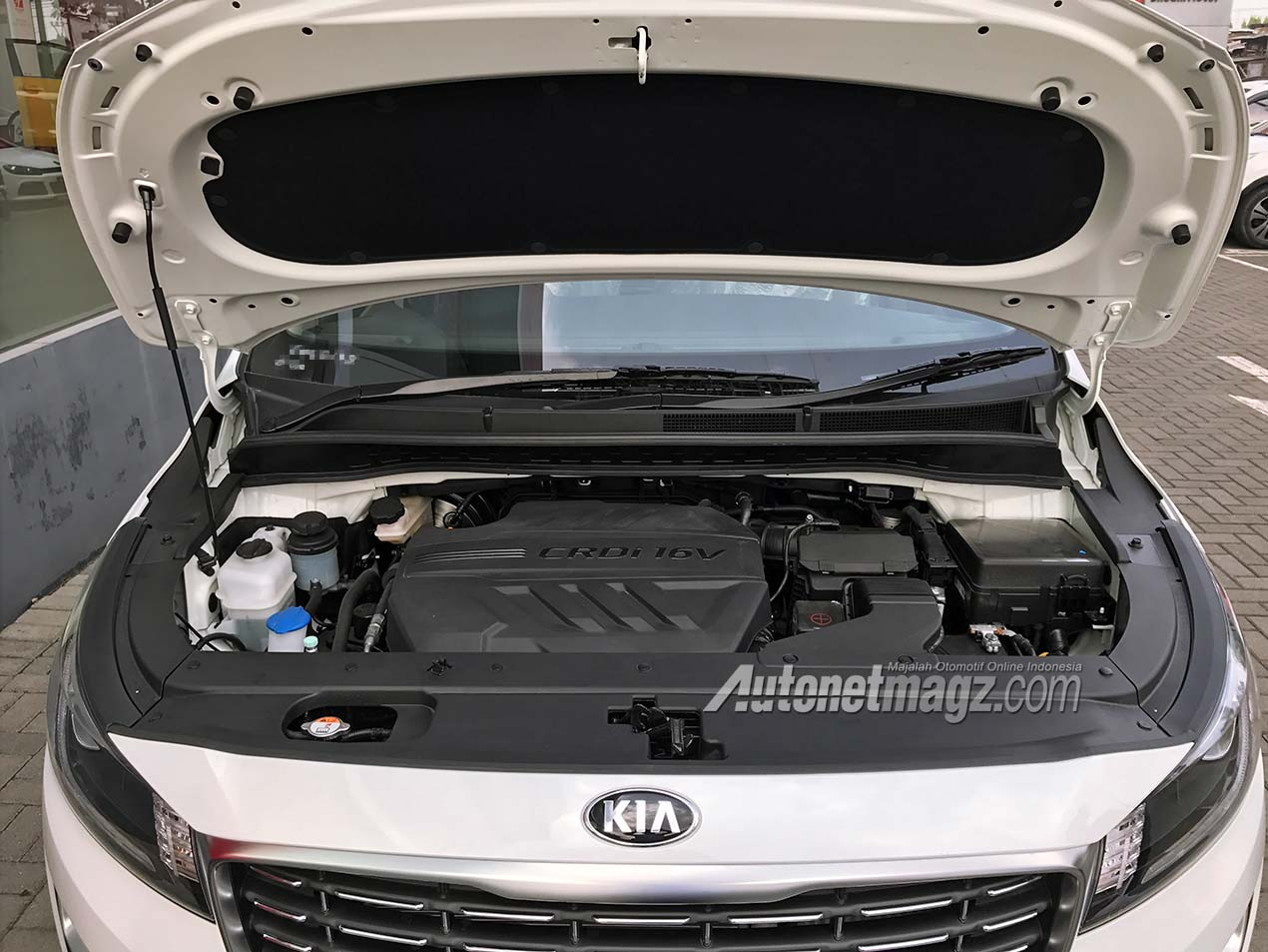 International, KIA-Grand-Sedona-CRDi-2.200-cc-turbo-diesel-Indonesia: KIA Grand Sedona Diesel Terkuak, Rilis Resmi Sebelum GIIAS 2018!