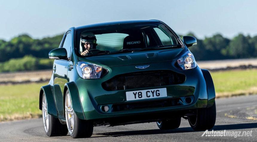 Aston Martin Cygnet V8 Iblis Bertampang Polos Yang Sesungguhnya Autonetmagz