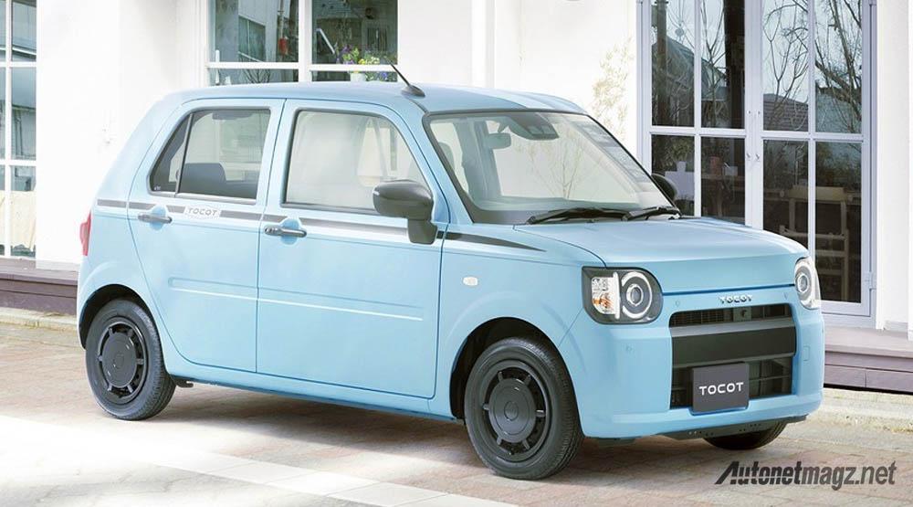 Daihatsu Mira Tocot Satu Lagi Kei Car Retro Inspirasi Modifikasi Autonetmagz