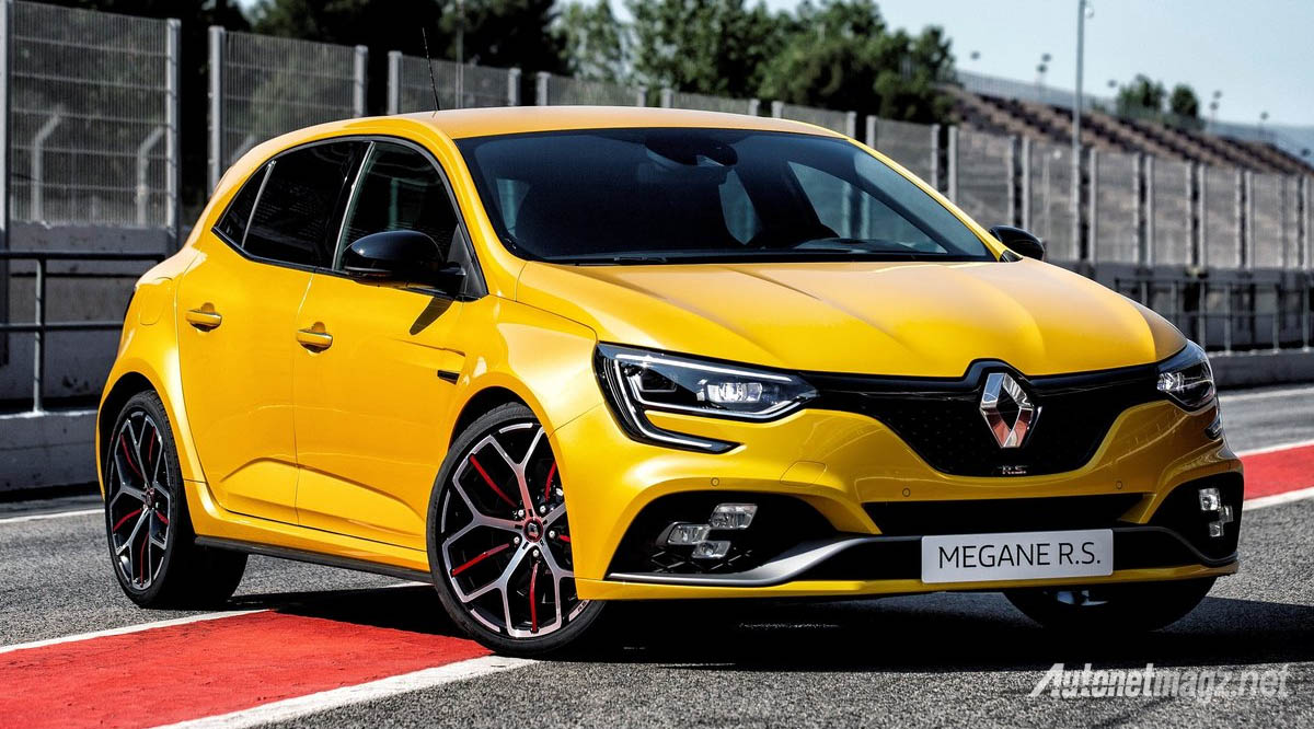 Honda, renault megane rs trophy 2018: Record Hunter : Honda Civic Type R Rajai Silverstone, Spa dan Estoril