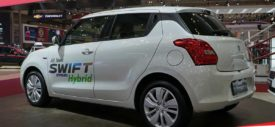 Suzuki Swift Strong Hybrid GIIAS