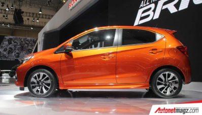 Honda Brio Facelift 2018 Punya Wajah Mobilio Buntut Baru
