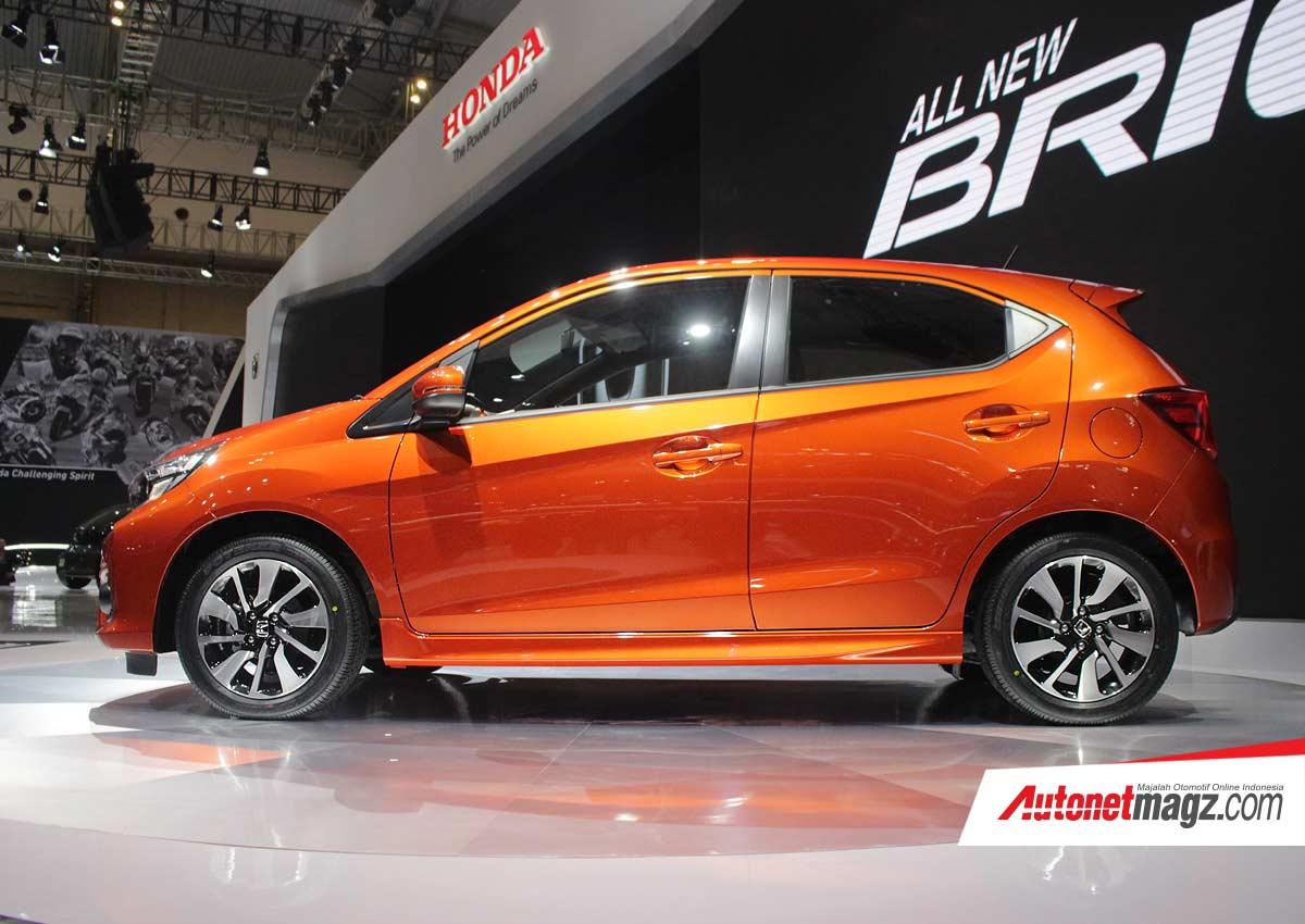Kelebihan Harga Honda Brio Baru Perbandingan Harga