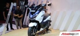 Switch Honda Forza 250 GIIAS 2018