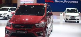 Booth Wuling GIIAS 2018