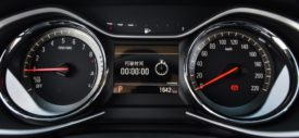 head unit Chevrolet Orlando Redline Edition