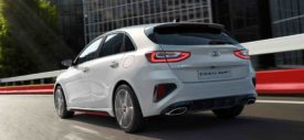 All-New KIA Ceed GT depan