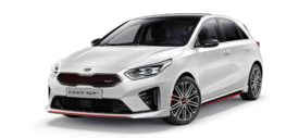 All-New KIA Ceed GT belakang