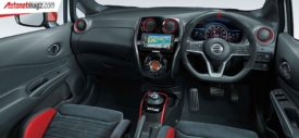 interior Nissan Note e-Power Nismo S