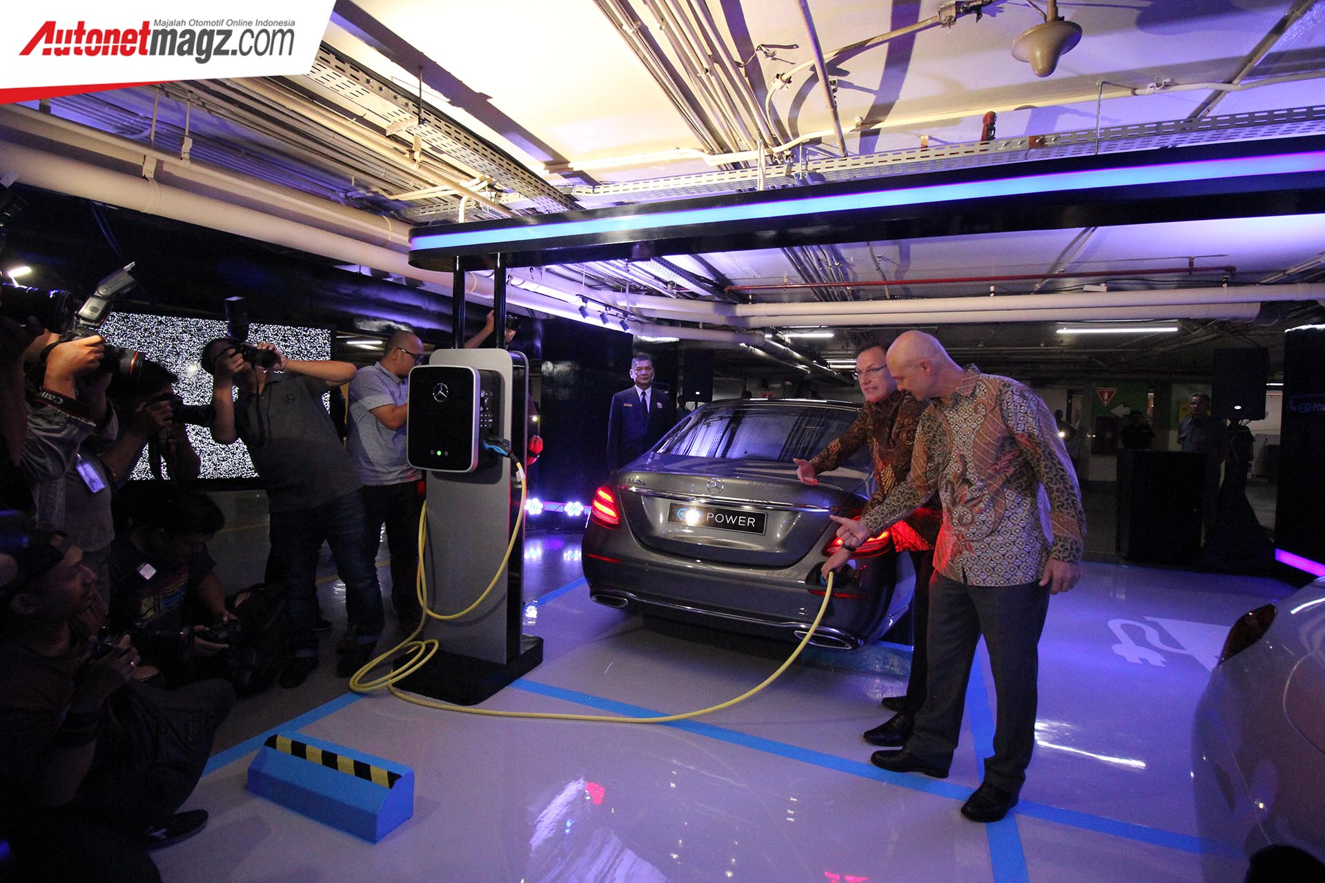 Berita, EQ Power Charging Mercedes-Benz di Plaza indonesia: Privilege Parking Dengan EQ Power Charging Mercedes-Benz Dirilis Di Jakarta