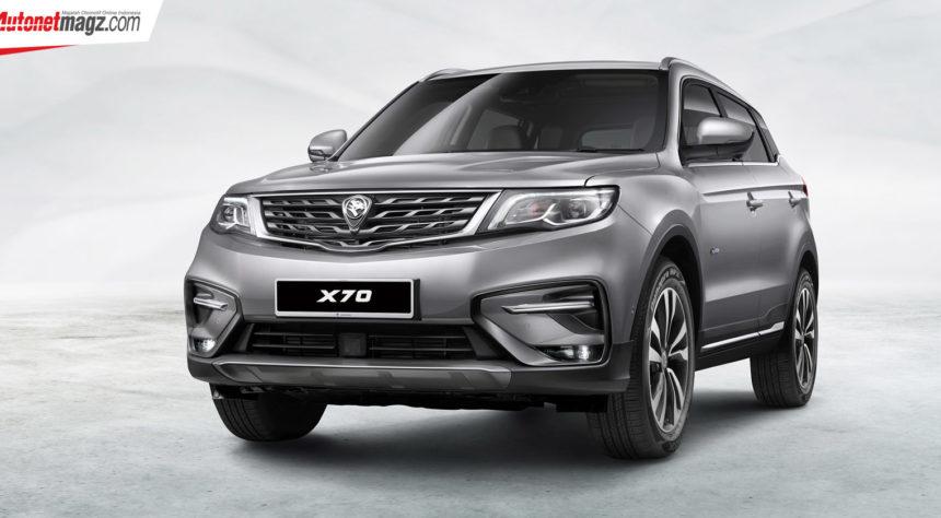 Harga Resmi Proton X70 Di Malaysia Mulai 346 Jutaan Rupiah Autonetmagz