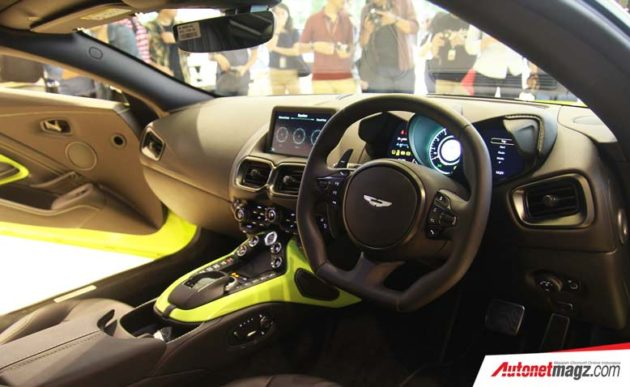 Aston Martin Vantage 2019 Resmi Meluncur Autonetmagz