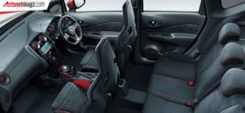 kabin Nissan Note e-Power Nismo S