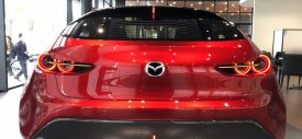 Bocoran  All New Mazda 3