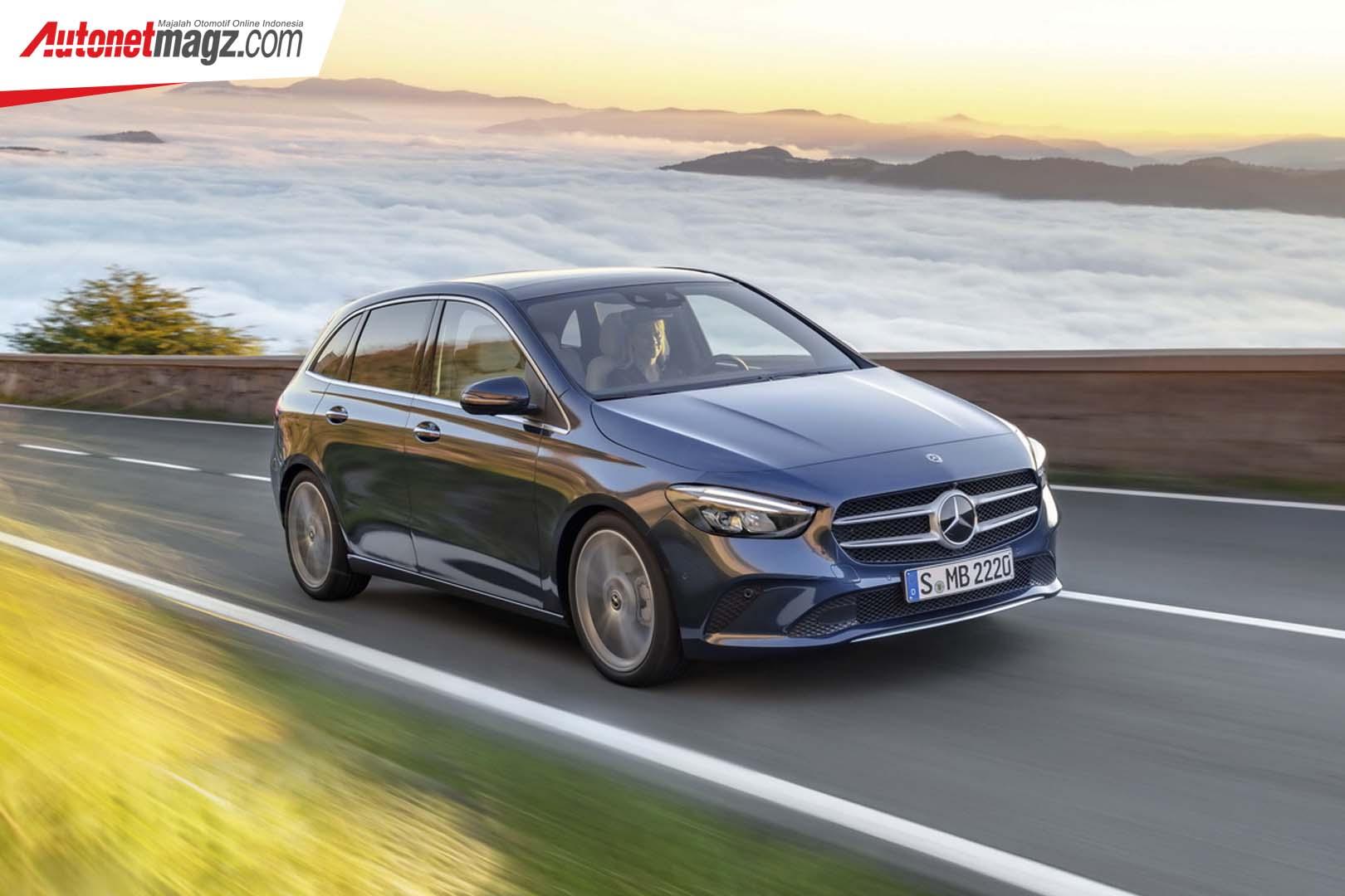 Mercedes B Class >> Mercedes Benz B Class W247 Autonetmagz Review Mobil Dan