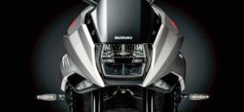 All New Suzuki Katana 2019 depan
