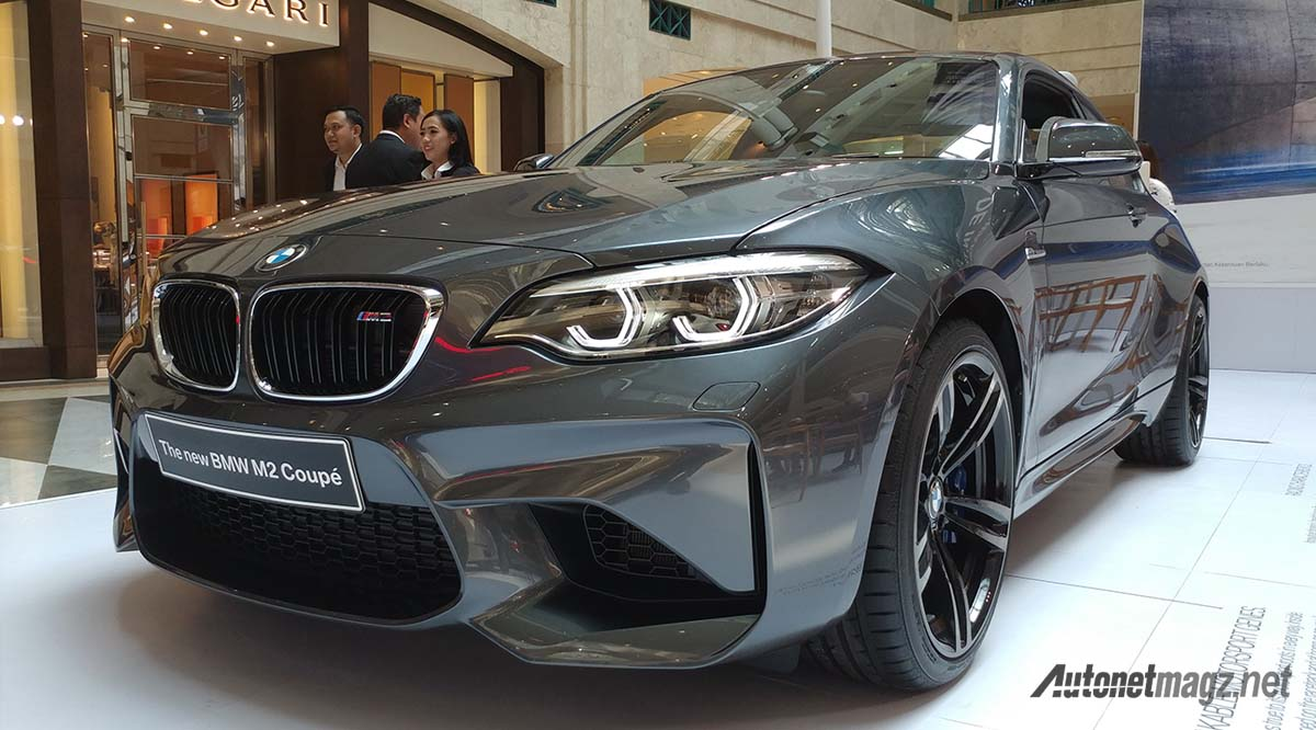 BMW, bmw m2 lci indonesia: BMW Trade-In & Trade-Up : Program Tukar Tambah BMW Ramaikan Senayan