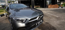 mercedes benz cls 350 indonesia rear