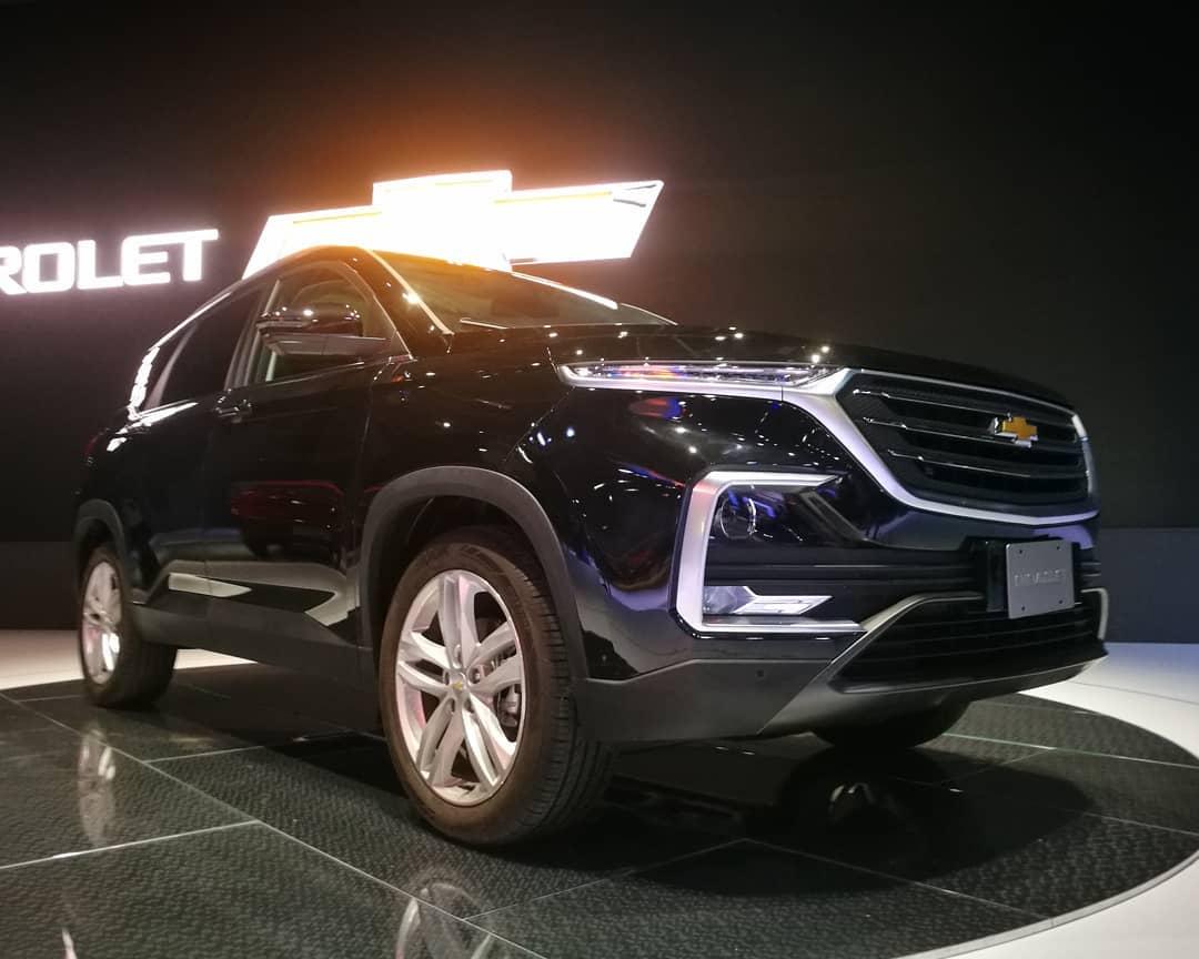 Ini Dia Chevrolet Captiva Terbaru, Ternyata Rebadge Wuling SUV! - AutonetMagz