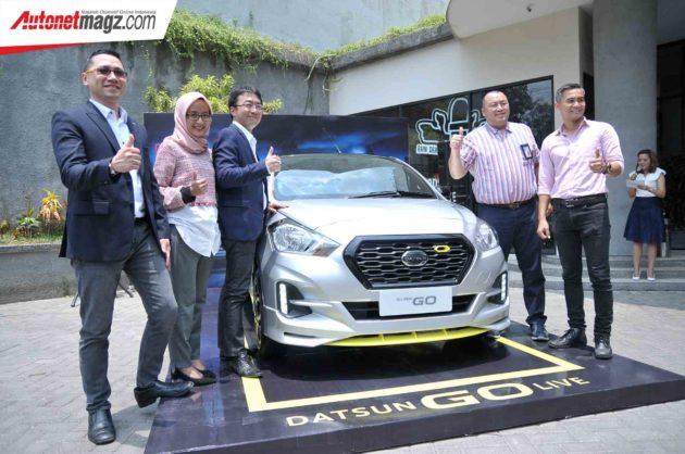 Datsun Go Live Resmi Menyapa Publik Kota Pahlawan ...