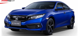 Honda Civic Turbo Facelift Modulo