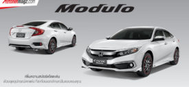 Honda Civic Turbo Facelift Thailand