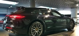 porsche panamera sport turismo 2018 rear screen