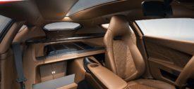 Aston Martin Vanquish Zagato dashboard
