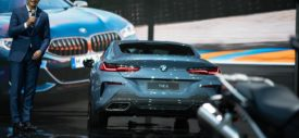 BMW M850i xDrive Thailand Expo