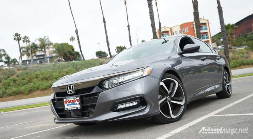 Honda Accord Turbo >> First Impression Review Honda Accord Turbo Autonetmagz