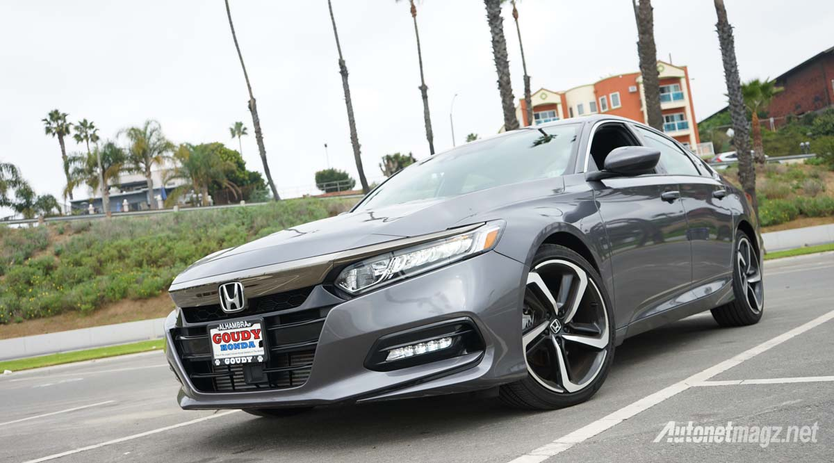 Honda, review honda accord turbo indonesia: First Impression Review Honda Accord Turbo 2019